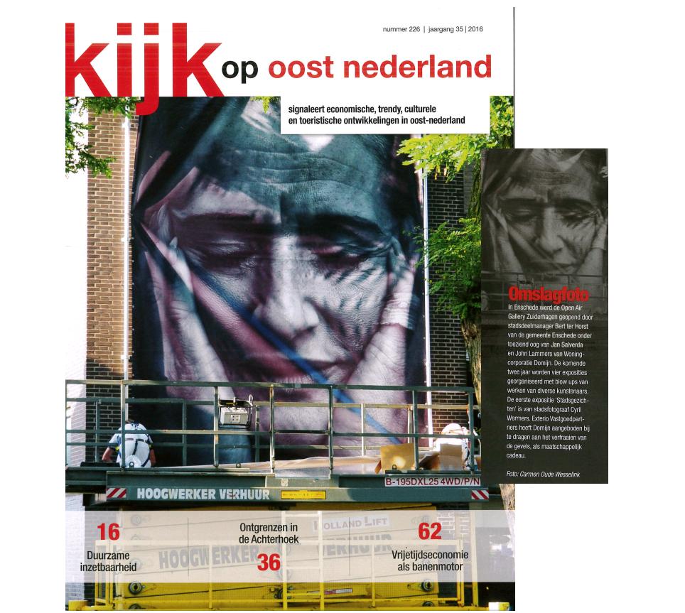 Exterio Kijk Op Oost Nederland